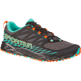 La Sportiva Lycan Running Shoes Women Black/Aqua